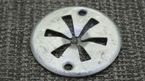 SCUDO TERMICO VOLKSWAGEN in Metallo Star Rondella di bloccaggio per motore//sotto BODY CLIP 10
