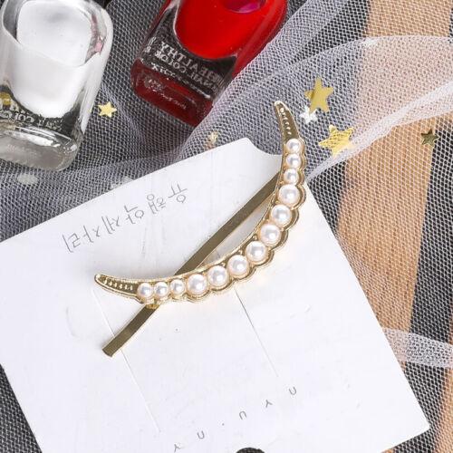 Women/'s Flower Slide Hair Clips Barrettes Grips Pins Crystal Hair Accessories
