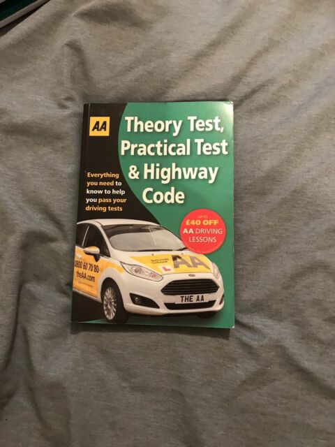 Practical / Theory Driving Car Test -AA