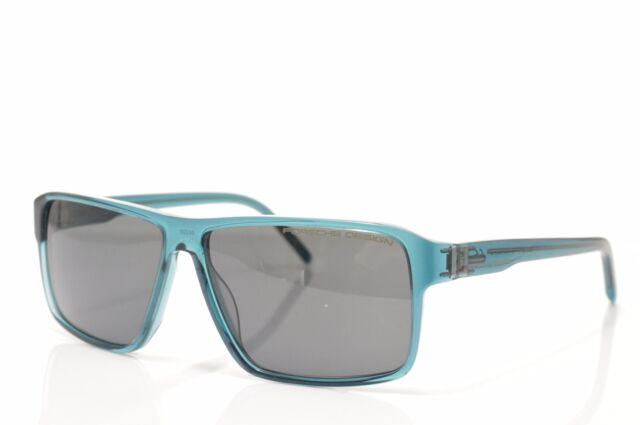 0cfc102d75b2 Porsche Design Sunglasses 8634 B 5712 E88 New Authentic 57-12-140 Italy