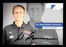 Hans-Dieter Hermann Autogrammkarte TSG Hoffenheim 2008-09 Original Sign + A 770