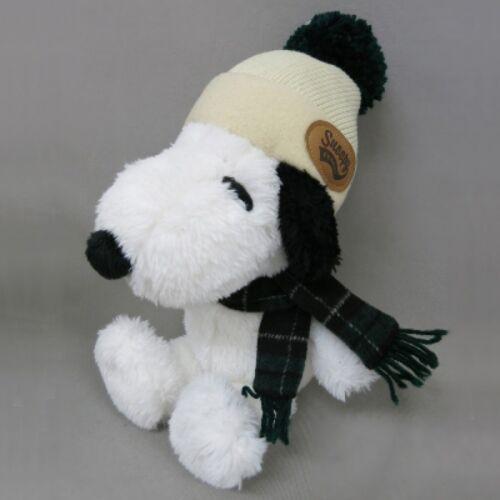 Snoopy Plush Stuffed Toy Doll Winter Fashion 2016 Peanuts f//s from Japan New