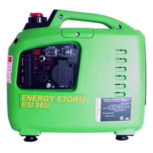 Energy Storm Gasoline Powered Inverter Generator 700/600-Watt 40cc  With CARB
