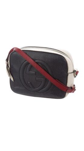 Gucci Soho Disco Tri-Color Crossbody Bag
