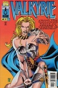 Valkyrie-1997-One-Shot-1-VryFn-Minus-VFN-Marvel-Comics-AMERICAN
