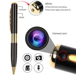 1280*960 Mini DV DVR Hidden Spy HD Pen Video Camera Recorder Spy Camcorder Cam 614993395403