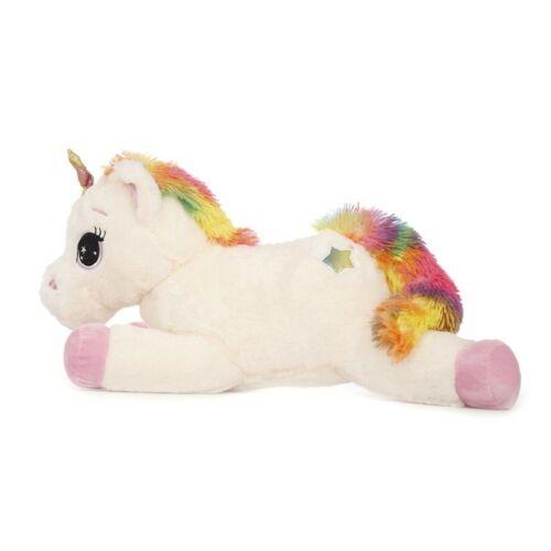 Unicornio de Juguete con Luces LED Plush Light Up Toys Unicorn Stuffed Animals