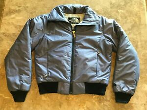 Women s Vintage The North Face TNF Light Purple Full Zip Puffer ... 7b766aa44