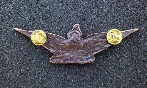WW2 Horthy era Hungarian Anti-Aircraft Gun Crew Badge