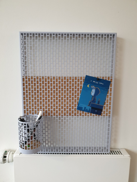 Opslagstavle, Hay, Hay Pinorama board - light blue Højde:…