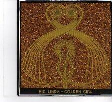 (DF109) Big Linda, Golden Girl - 2008 DJ CD