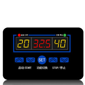 Durable-Digital-Temperature-Controller-Thermostat-Control-Sensor-Switch-AC-220V