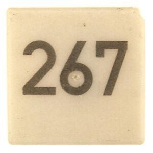 vw audi n mero 267 a c relay original oem 443 919 578 c ebay. Black Bedroom Furniture Sets. Home Design Ideas