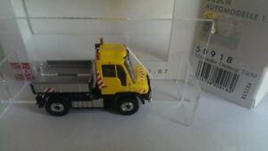 1-87-busch-MB-Unimog-u430-camastro-amarillo-50918