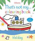 Holiday by Fiona Watt (Paperback, 2011)