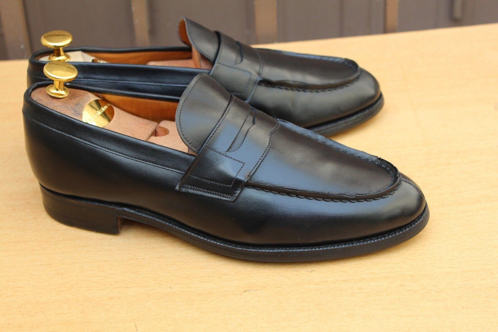 CHAUSSURE MOCASSIN CHURCH'S  KENT  CUIR 65 F 40,5 EXCELLENT ETAT hommes chaussures