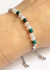 Just Gemstones Menstruation &  PMS Healing Balance Bracelet - Adjustable