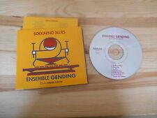 CD Jazz Ensemble Gending - Soekarno Blues (7 Song) BV HAAST
