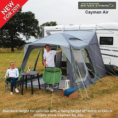 Outdoor Revolution Cayman Air Drive Away Awning - 2019 ...