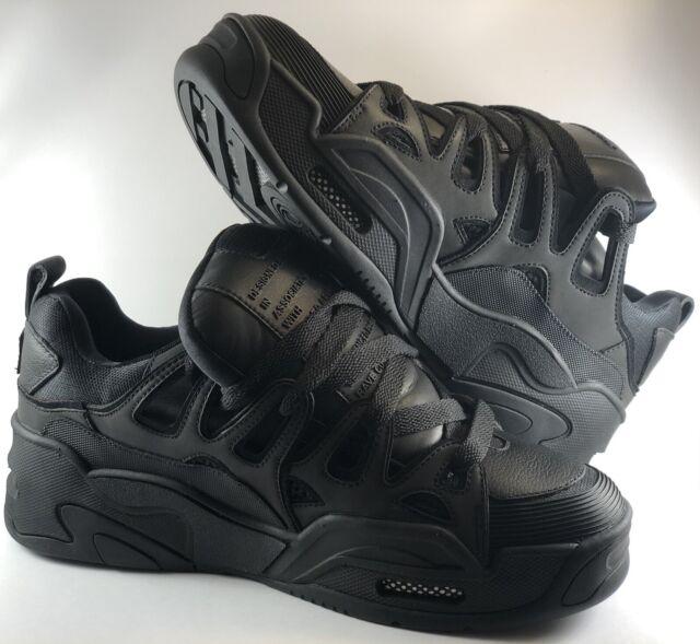 Labe álbum guión  Under Armour ASAP Rocky AWGE X Srlo Triple Black Shoes 3021559-002 Men's  Size 6 for sale online | eBay