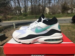 68dcaefe92 100% Authentic Nike Air Max 93 Dusty Cactus Size 8.5 306551-103   eBay