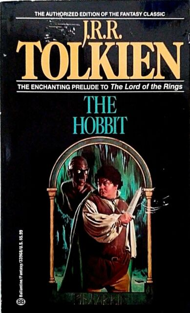The Hobbit by J.R.R. Tolkien-Fantasy-Adventure