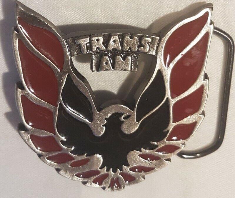 Pontiac Buckle Gürtelschliesse/ Pontiac Trans Am / original USA