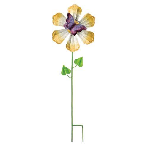 Butterfly//Purple Regal Flower Spinner