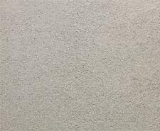 Alcantara Meterware Imitat Polsterstoff Microfaser Wildleder Möbelstoff grau 21