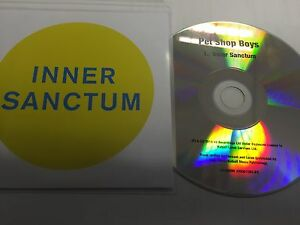 PET-SHOP-BOYS-INNER-SANCTUM-NEW-OFFICIAL-ONE-TRACK-CD-PROMO