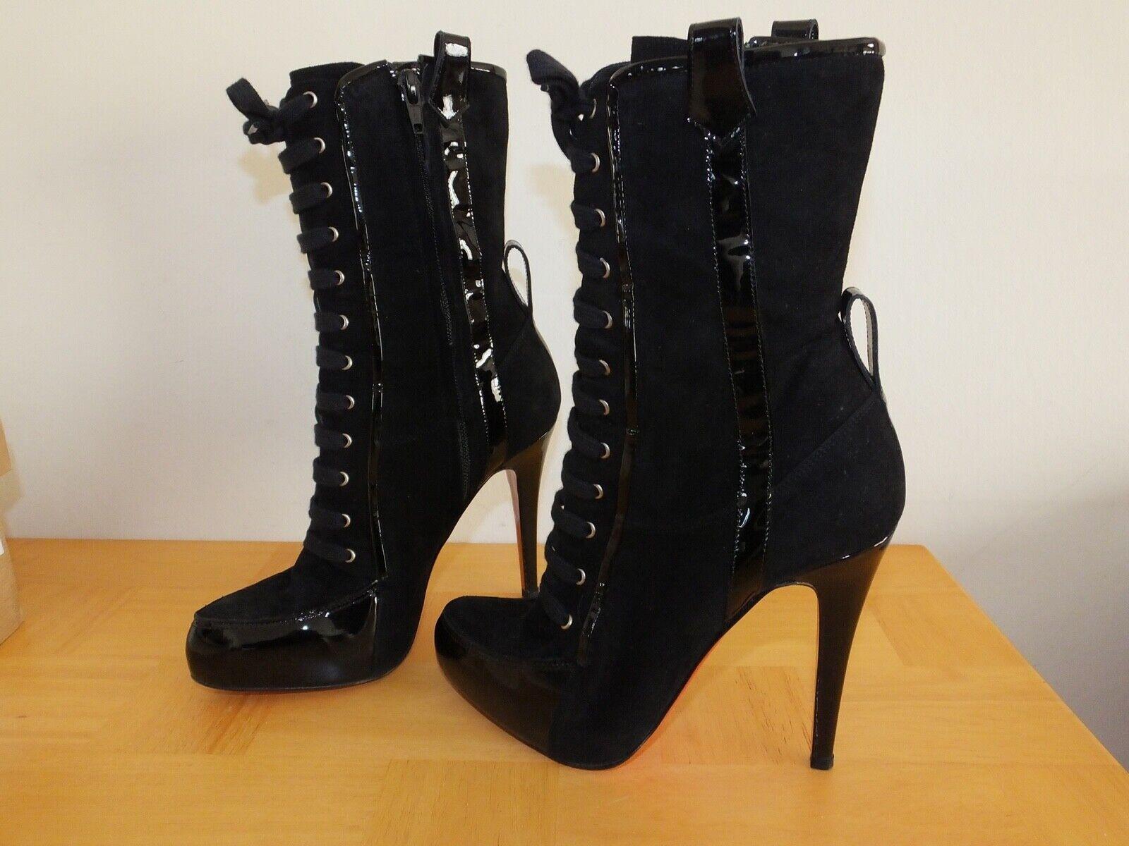 Christian Louboutin Avedere Boots Black EU 37