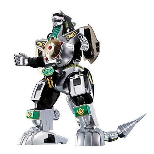 Power Rangers Soul Of Chogokin  Gx-78 Dragonzord Statuetta