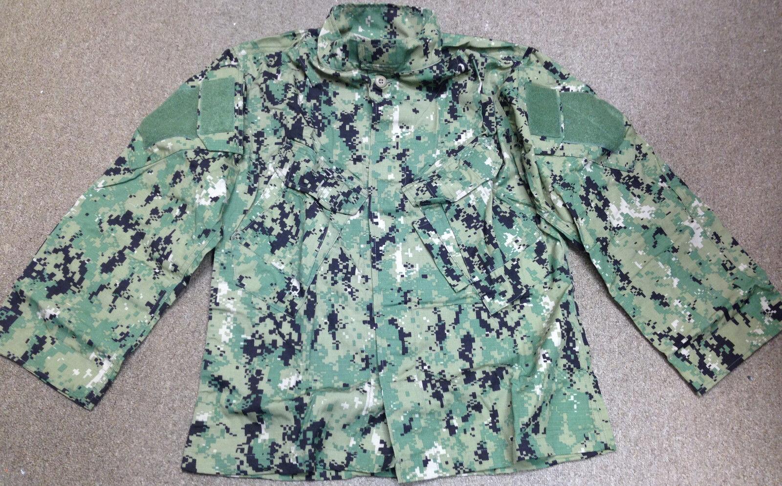 Crye Precision AOR2 Ejército Campo personalizado camisa medio regular Nuevo en Paquete Azul Marino SOCOM DEVGRU