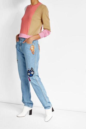 Xs Nwt Cashmere 3603678793099 S 500 Sweater Kenzo Kvinder Top Logo Button Flerfarvet Uld SOSRxEFqw