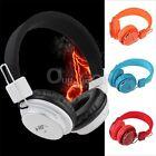 Ewtto Wireless Bluetooth Earphone Headphone Headset Stereo Mic for PC FM MP3