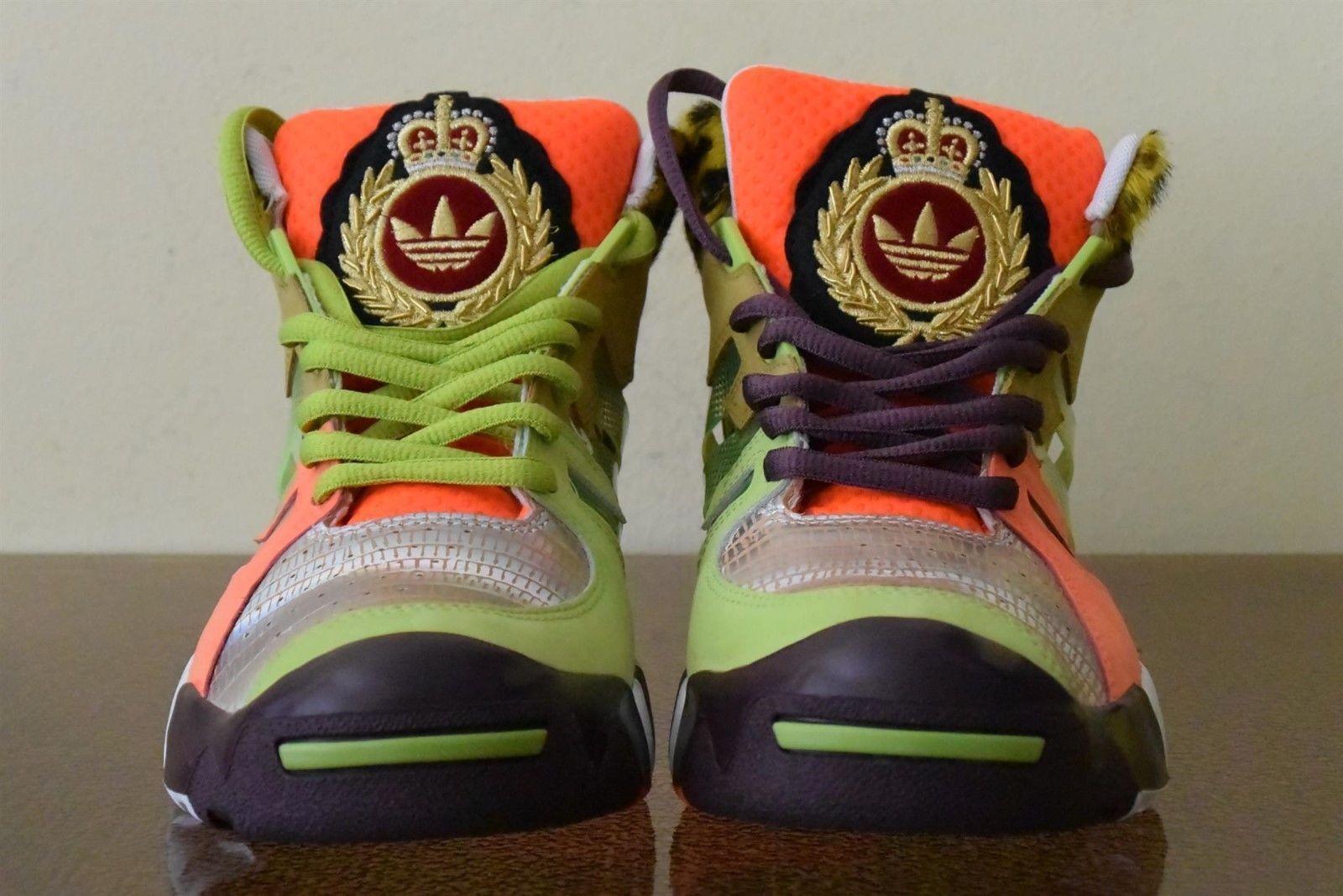 Adidas Jeremy Scott JS Streetball G50727 Sz 8.5 8.5 8.5 0cbf87