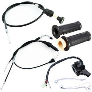Throttle Cable Switch Handlebar Grip Choke Cable Yamaha PY PW50 Peewee Y-Zinger