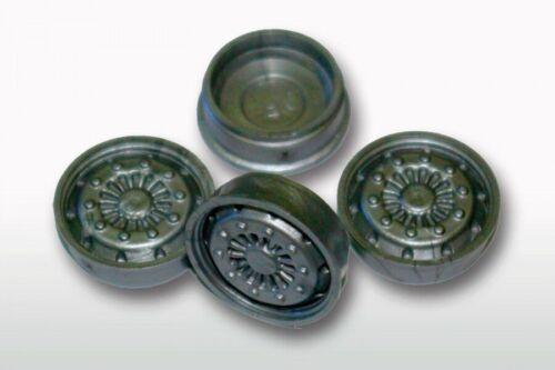 Umruestung EMEK 990381 Radkappe Auflieger Scheibenbremse 1:25 12 Stueck Beutel