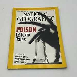 National-Geographic-Magazine-May-2005-Poison-12-toxic-tales