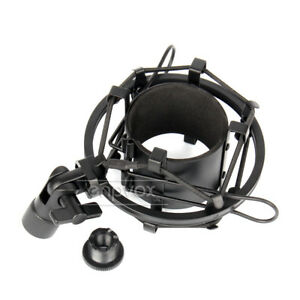 Spider-Microphone-Shock-Mount-Holder-Mic-Stand-For-Shure-PGA27-SM27-KSM27-KSM44A