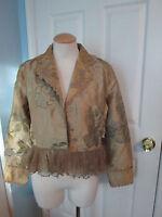 Sandy Starkman For Boston Proper Vintage Jacket S Reg.$289