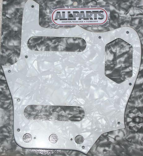 Pickguard für Jaguar pearl weiß Allparts TOP Qualität