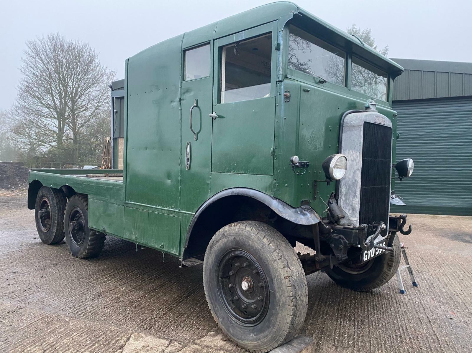 Image 1 - Leyland Retriever WW11 / War Time Lorry