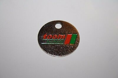 toom Baumarkt Einkaufswagen Chip EKW Chip aus Metall