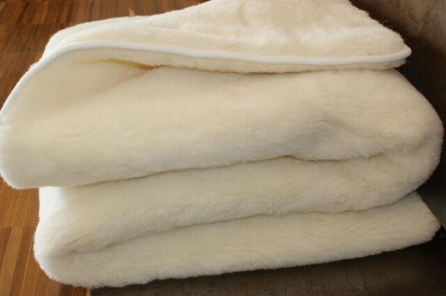 Exclusive Overblanket Duvet Tumbler 100/% Merino Wool Overblanket 140 X 200 cm