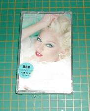 Madonna 1983-1998 10 Cassette Taiwan only OBI Cassette sealed