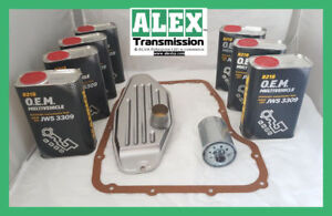 Jeep Grand Cherokee Liberty Wrangler filter oil kit for automatic gearbox