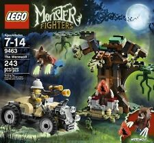 LEGO MONSTER FIGHTERS *THE WEREWOLF* HALLOWEEN SET 9463 *NEW FACTORY SEALED*