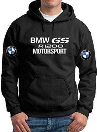 Sweatshirt BMW R 1200 gs weiß oder schwarz s m l xl xxl Polo T-Shirt Hemd