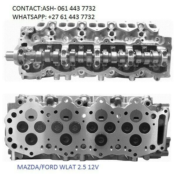 BRAND NEW MAZDA DRIFTER 2.5 12V WL CYLINDER HEADS AND CRANKSHAFTS